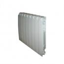 Биметаллические секционные радиатор с двойной независимой системой питания RS Twin 500х8, 1600 Вт