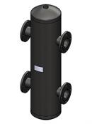 Гидроразделитель универсальный, ДУ 80 до 450 кВт