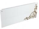 Дизайн-радиатор Lully коллекция Росток 720/450/115 (цвет золотой) боковое подключение