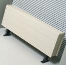 Свободностоящий конвектор JAGA Tempo 10/20/100 стандартный цвет
