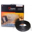 Одножильный резистивный кабель Nexans TXLP/1R BLACK 1800/28