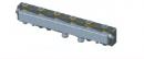 """Гребёнка, DN25, 1 1/2"""", 5 контуров, размер отвода-1 1/2"""", 3,5 м3/ч"""