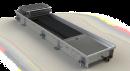 Внутрипольный конвектор HEATMANN Line Fan POOL для влажных помещений H-125 B-250 L-1500