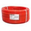 Ned Thermo труба для теплого пола NEDFLOOR PERT 20х2,0 (бухта 100м)