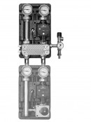 "UK 1"" с насосом Grundfos UPS 25-60, т/о 20 пл. ME 45811.20"