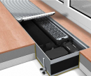 Конвектор встраиваемый в пол с вентилятором Mohlenhoff QSK EC 360-110-2000