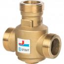 Термостатический смесительный клапан G 1)4 1/4 НР 55°С
