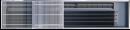 Внутрипольный конвектор HEATMANN с вентилятором Heatmann Line Fan H-140 B-250 L-1000