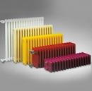 Стальной трубчатый радиатор Dia Norm Delta 3100 3-колонный, глубина 101 мм (цена за 1 секцию).
