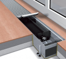 Конвектор электрического нагрева без вентилятора Mohlenhoff ESK 180-110-4000