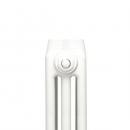 Стальные трубчатые радиаторы ARBONIA, модель 3057, 876 Вт, глубина 105 мм, белый цвет, 12 секций (3057/12 №69 твв, нижнее подключение)