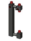 Корпус насосного модуля 25-40 (для насоса 180)/ GR 499200 0002