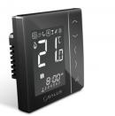Проводной терморегулятор Salus VS10B, черный