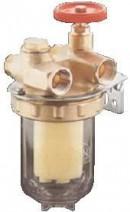 """Фильтр тонкой очистки дизельного топлива 3/8"""" Oventrop для двухтрубных систем"""