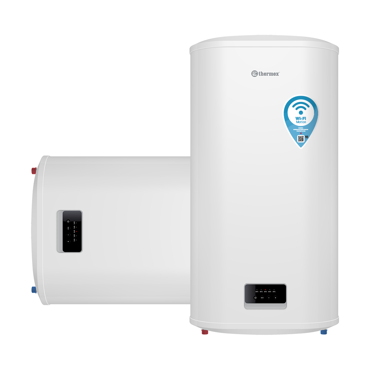Электрический водонагреватель THERMEX Optima 100 Wi-Fi