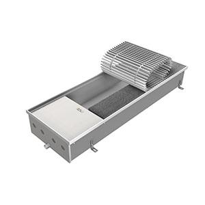 Внутрипольный конвектор для бассейнов EVA KO-H-2000 без вентилятора, 1221 Вт, решетка нержавейка