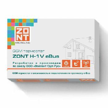 GSM-термостат ZONT H-1V eBus