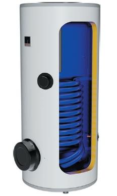 Бойлер косвенного нагрева с возм./подкл. ТЭНа Drazice OKC 250 NTRR/BP