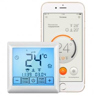 Терморегулятор Теплолюкс MCS 350 с WiFi управлением
