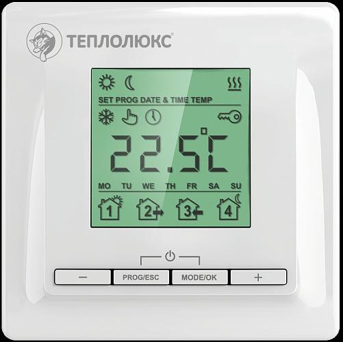 Терморегулятор Теплолюкс ТР 520 белый