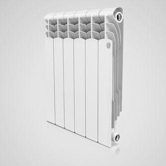 Биметаллический радиатор Royal Thermo Revolution Bimetall 500 - 4 секции