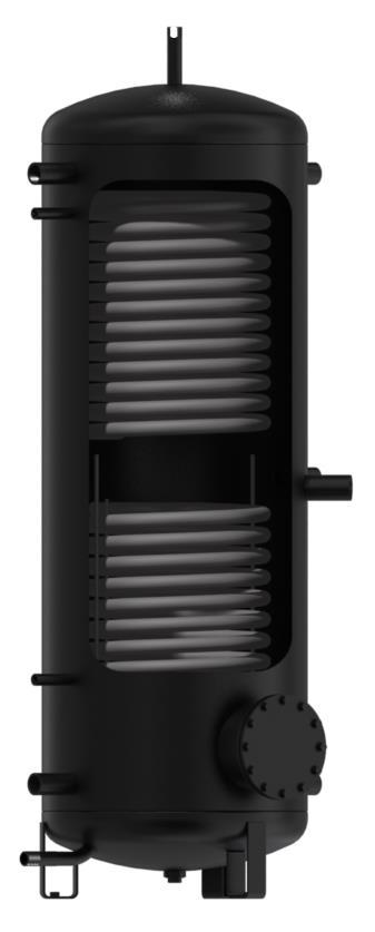 Аккумулирующий (накопительный) бак NAD 500 v5