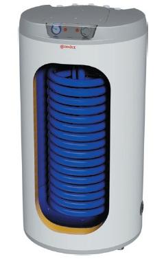 Бойлер стационарный косвенного нагрева Drazice OKC 160 NTR/HV