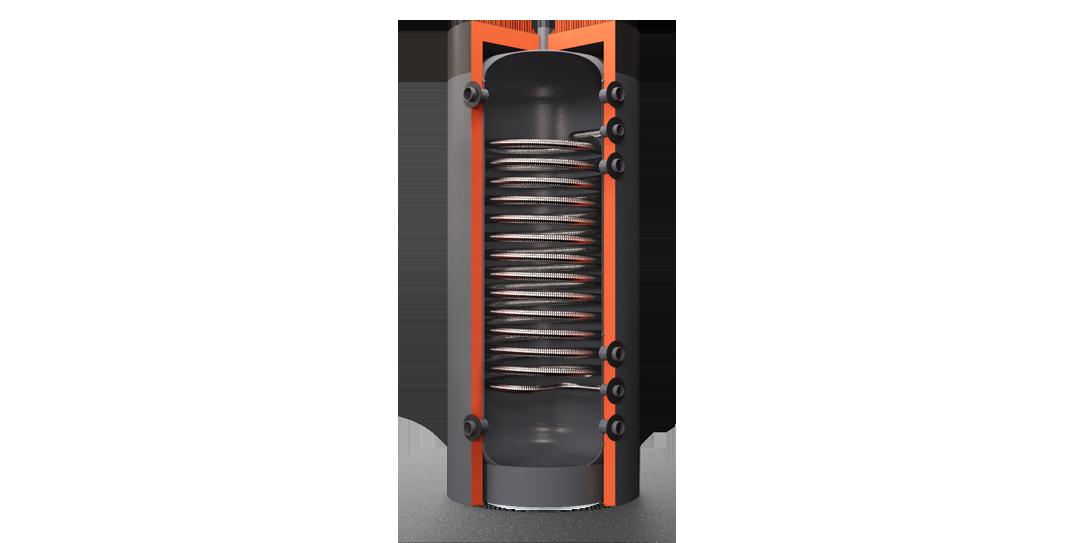 Теплоаккумулятор Termos ТА с ГВС 1000
