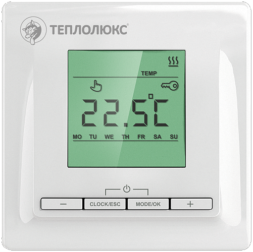 Терморегулятор Теплолюкс ТР 515 белый