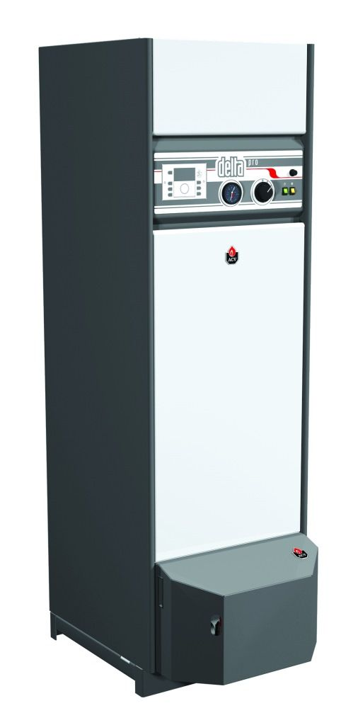 ACV Delta Pro S 25 + BG 2000-S/25 (04633201+237D0154)