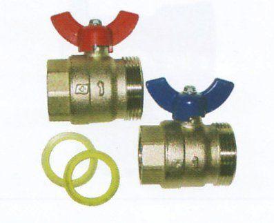 Комплект кранов для коллекторов Kermi SFVZHKHS001