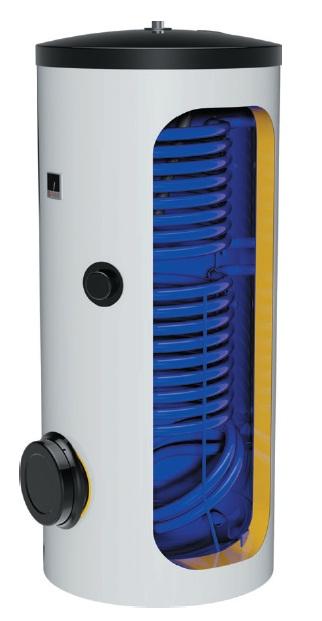 Бойлер косвенного нагрева с возм./подкл. ТЭНа Drazice OKC 300 NTRR/BP