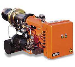 Горелка мазутная BT 120 DSNM-D