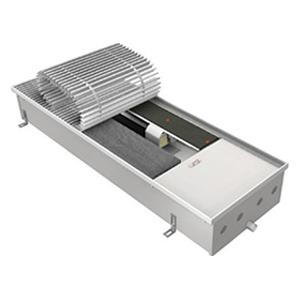 Внутрипольный конвектор EVA KBO100-1250 с вентилятором, теплоотдача 2378 Вт