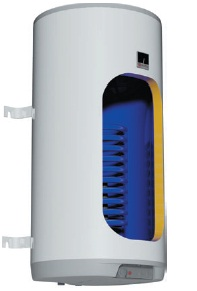 Бойлер вертикальный навесной комбинированный Drazice OKC 1m2 200