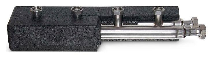 Распределительный коллектор Hansa HKV 3 контура 160 мм