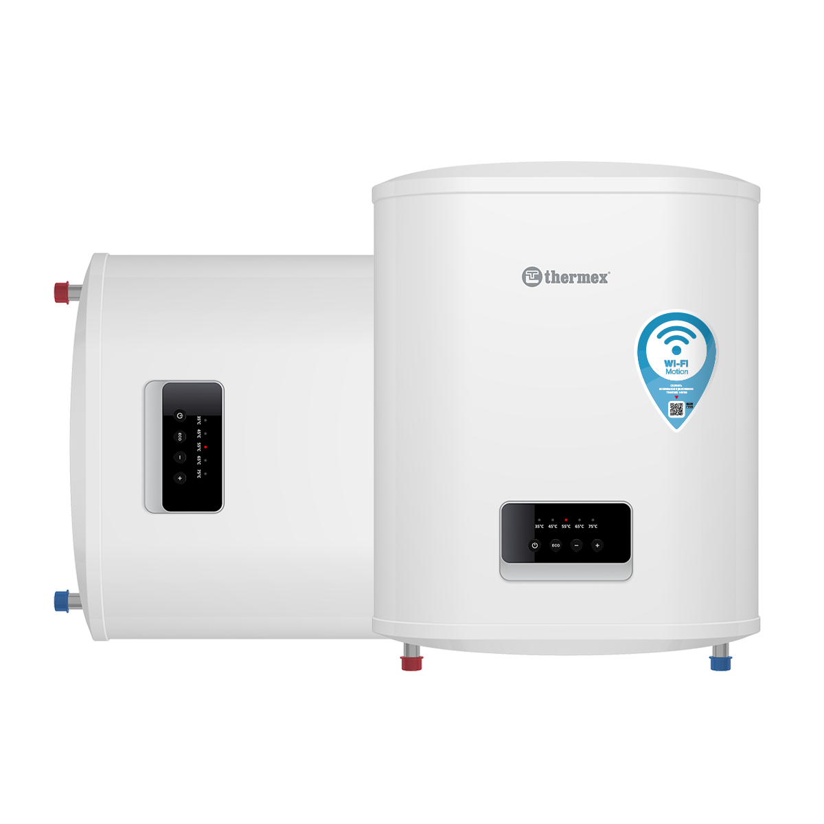 Электрический водонагреватель THERMEX Bravo 30 Wi-Fi