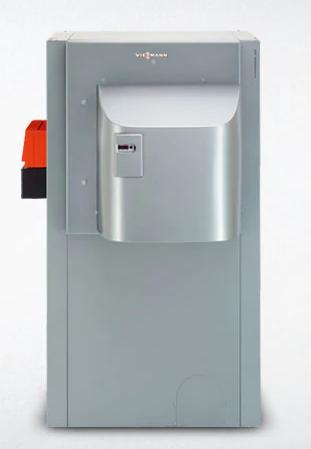 Котел Viessmann Vitocrossal 300, 400 кВт с автоматикой Vitotronic 200 CO1, с ИК-горелкой MatriX
