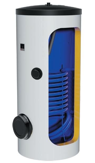 Бойлер косвенного нагрева с возм./подкл. ТЭНа Drazice OKC 300 NTR/BP