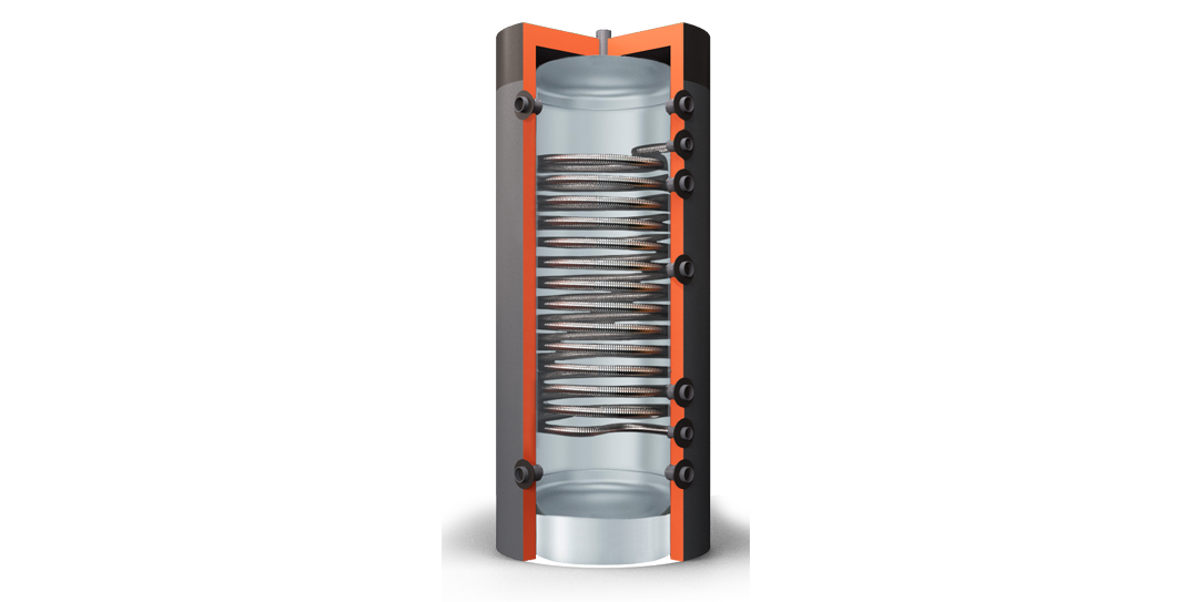 Теплоаккумулятор Termos ТА с ГВС 300