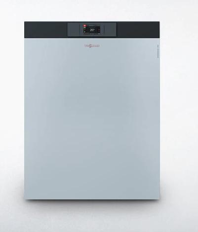 Котел Viessmann Vitocrossal 200 CM2 400 кВт с автоматикой Vitotronic 100 CC1, с ИК-горелкой MatriX