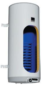 Бойлер вертикальный навесной комбинированный Drazice OKC 160 л.