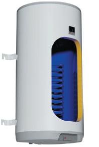 Бойлер вертикальный навесной комбинированный Drazice OKC 200 л.
