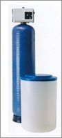 Умягчитель Pentair Water FS 50-09М (водосчетчик, кабинет)