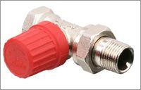 Клапан RTD-N для двухтрубной системы отопления 20 мм прямой